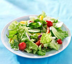 high fiber salad