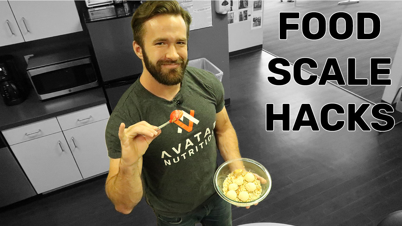 Tips for using a Food Scale