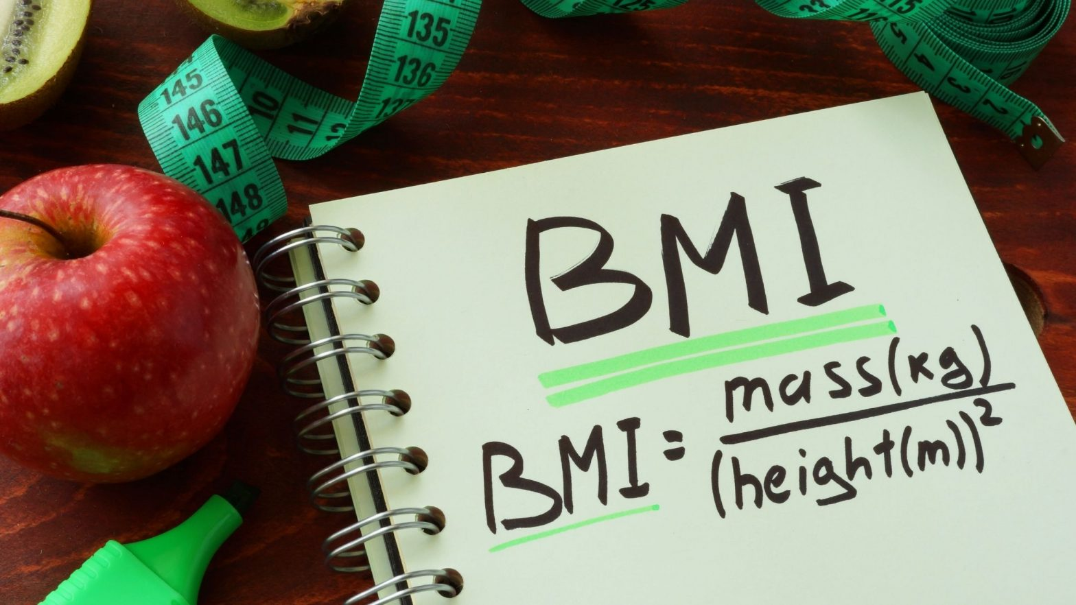 is BMI the only way to gauge health